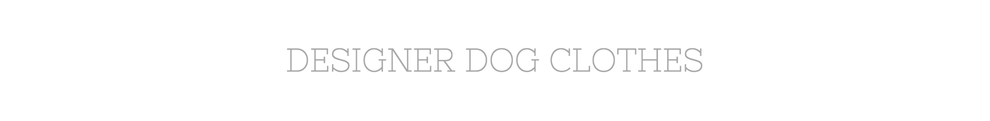 Dog Clothes | Designer Dog Clothes | Dog Hoodie